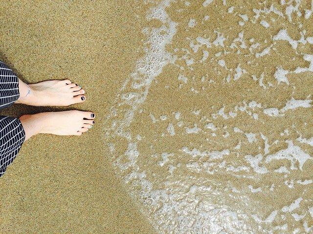 海 海水浴
