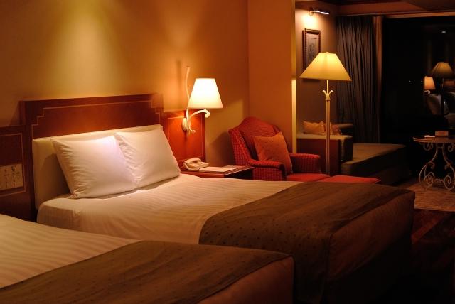 豪華なホテル