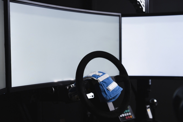 運転シュミレーター