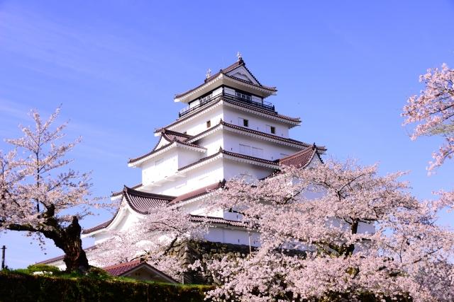 福島県 鶴ヶ城