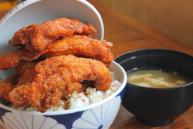 福井名物「ソースカツ丼」